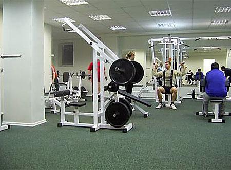 фитнес клуб империя в москве