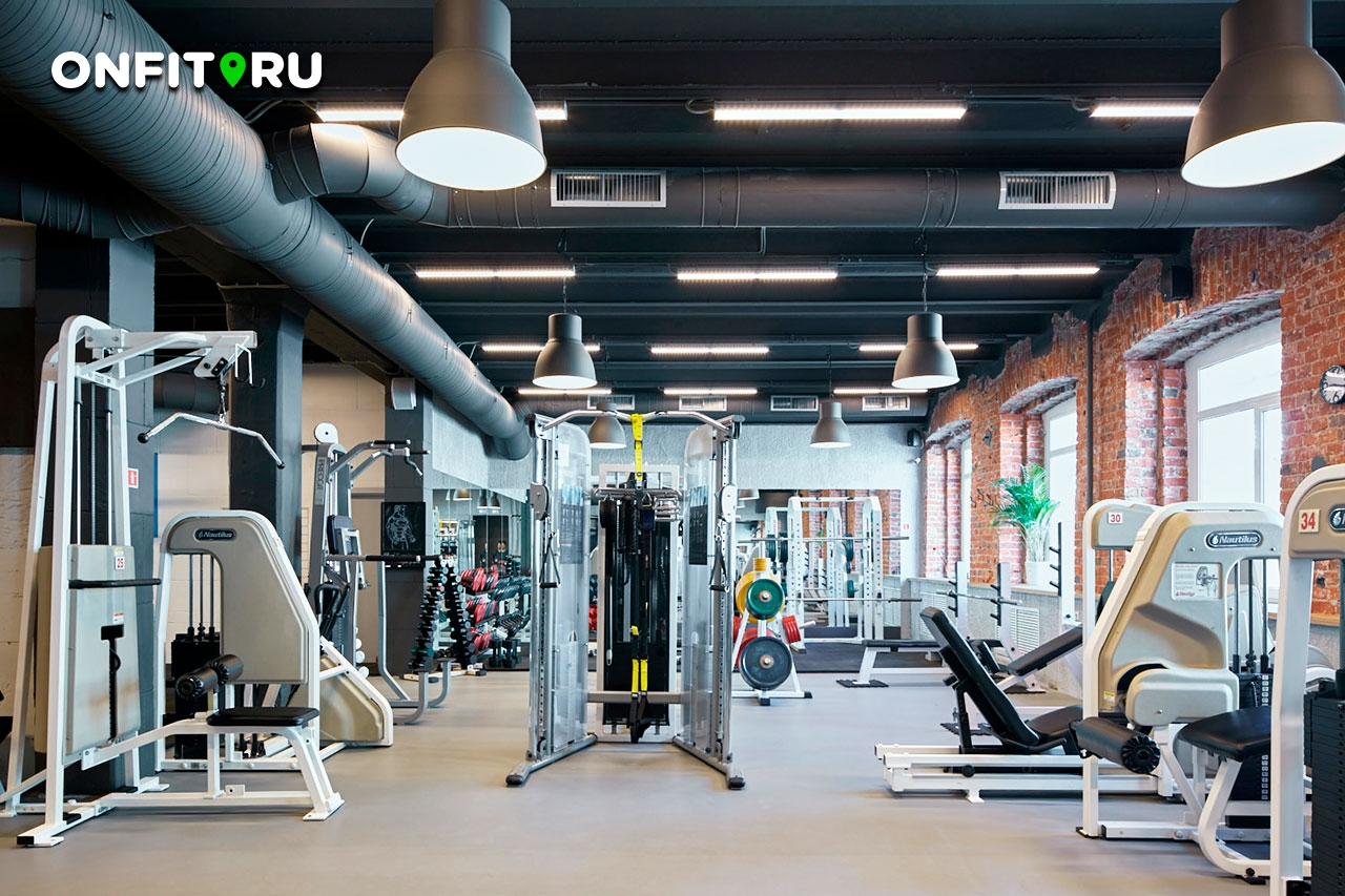 фитнес клуб в москве на новослободской