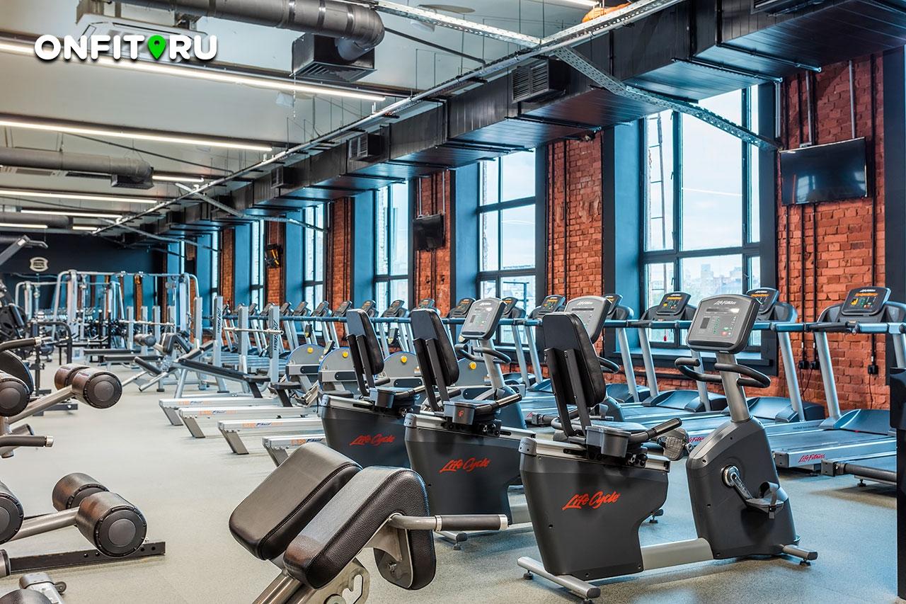 фитнес клуб по москве цены