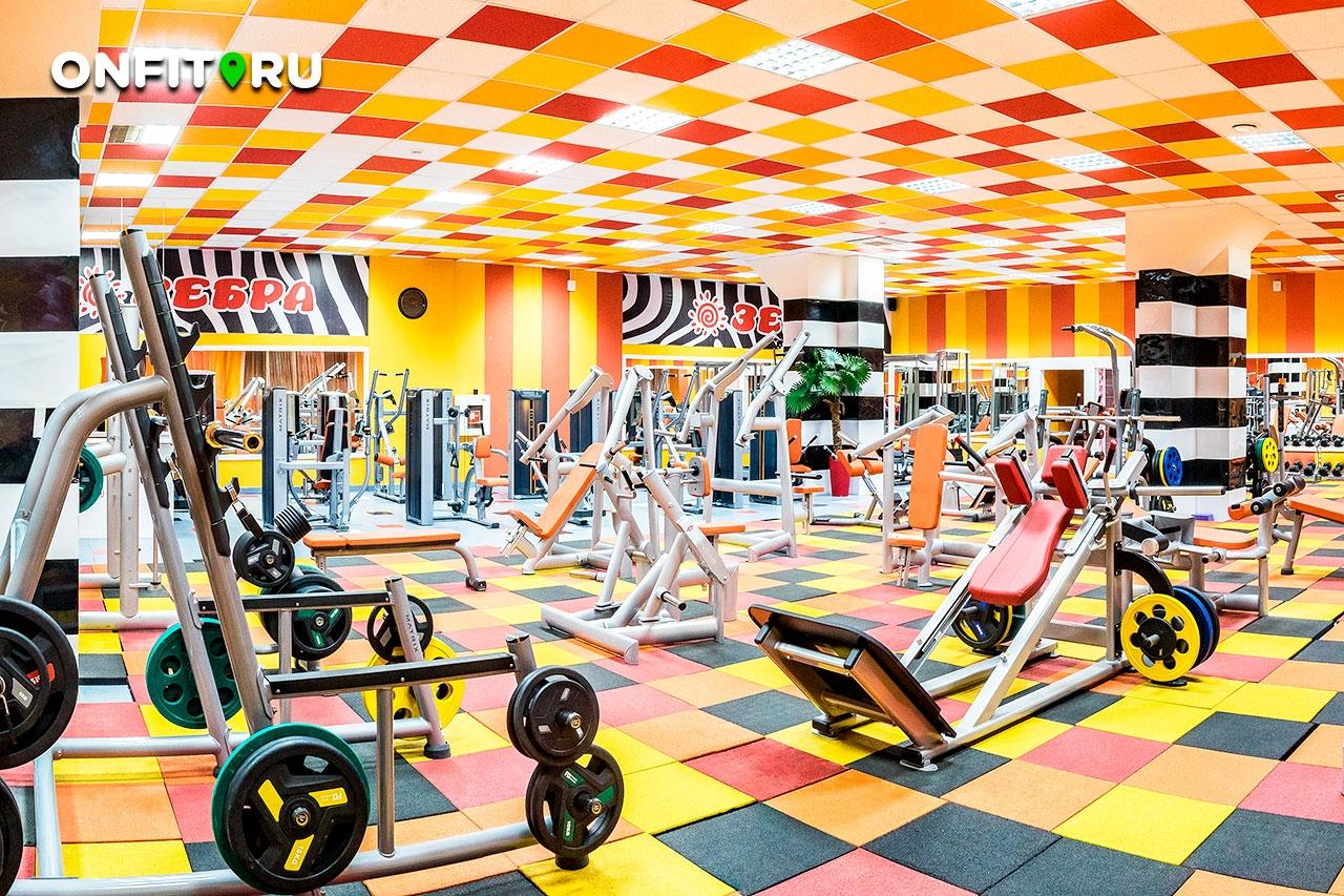 фитнес клуб в москве профсоюзном