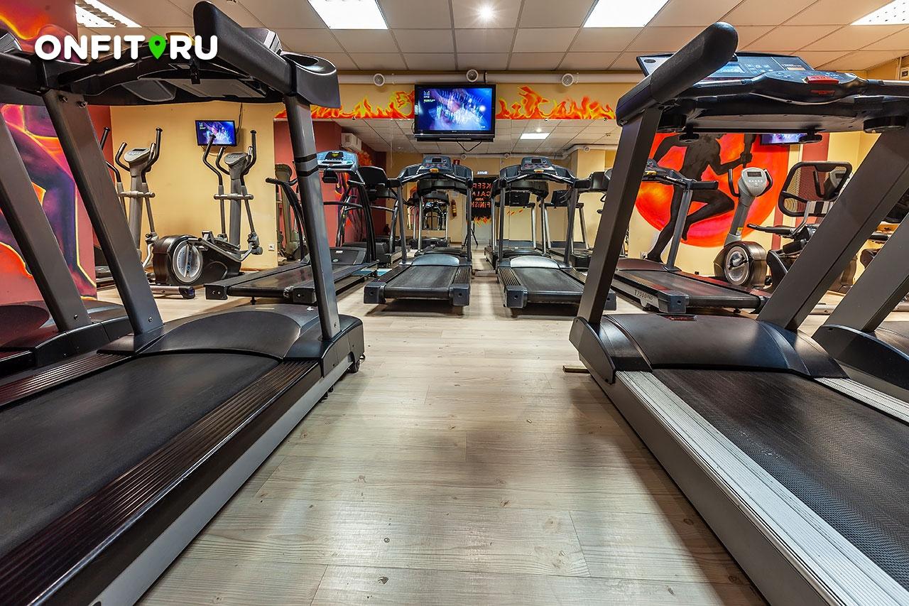 Фитнес клуб в первомайском новая москва клубы караоке в москве рейтинг лучших