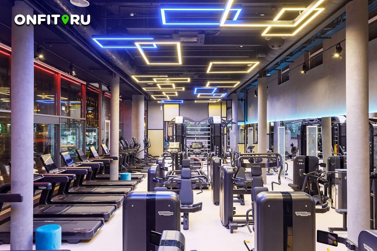 Фитнес клуб на курской в москве клуб москва адрес г москва