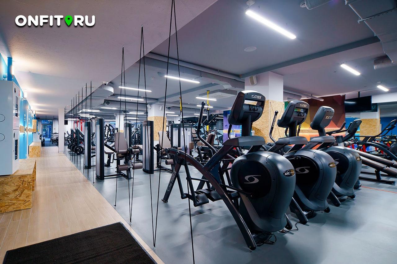 фитнес клубы в москве преображенская площадь