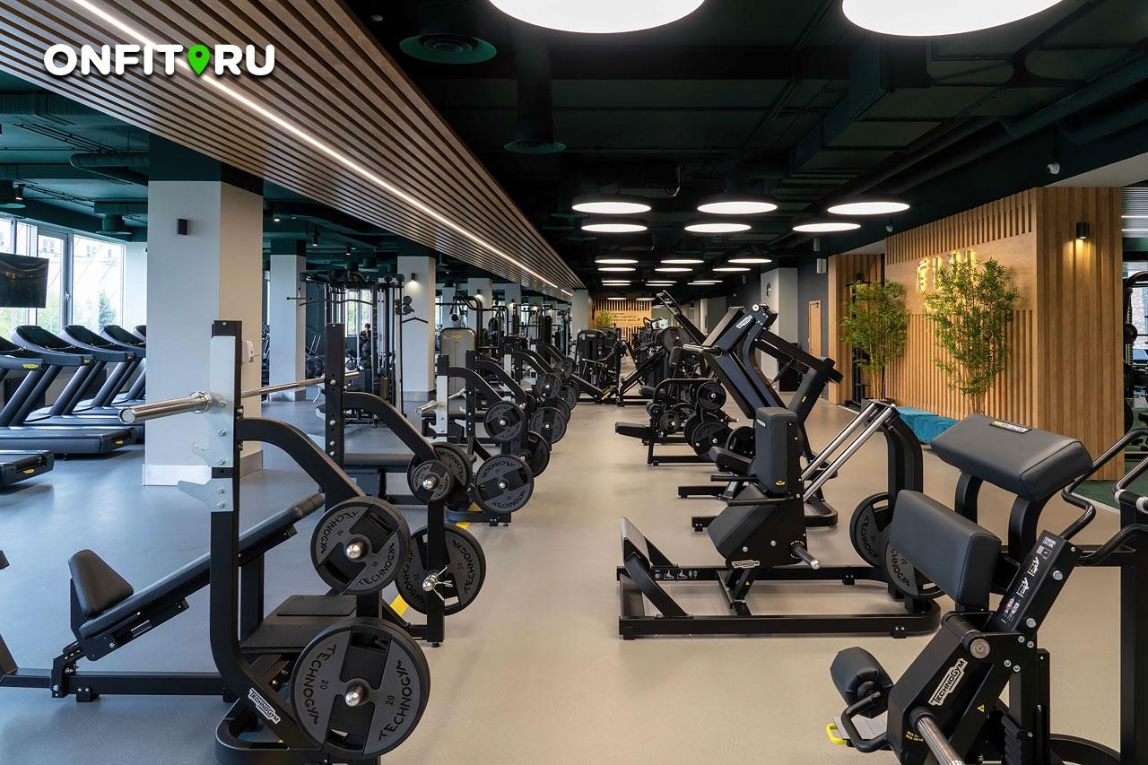 fiji фитнес клуб москва