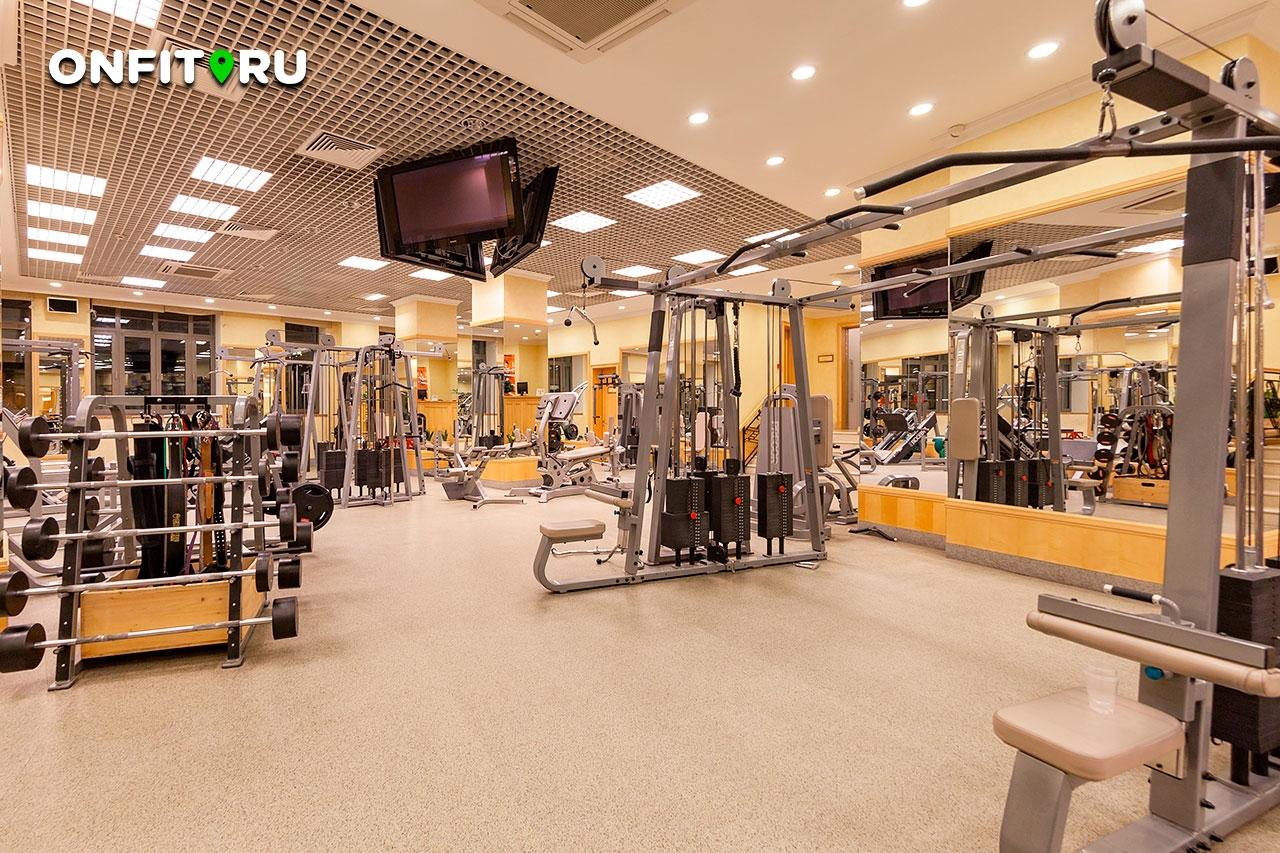 Фитнес клубы в москве метро проект ночных клуб