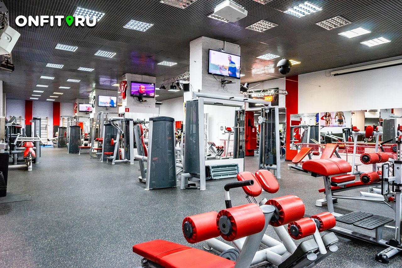 Фитнес клуб по москве цены ночные клубы дубая марины