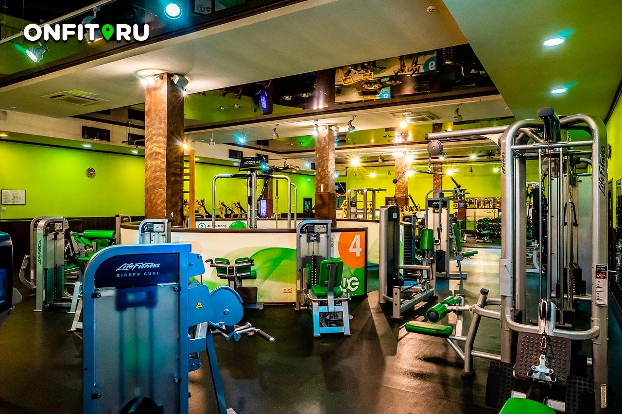 Фитнес клуб на ферганской москва клубы москвы болотная
