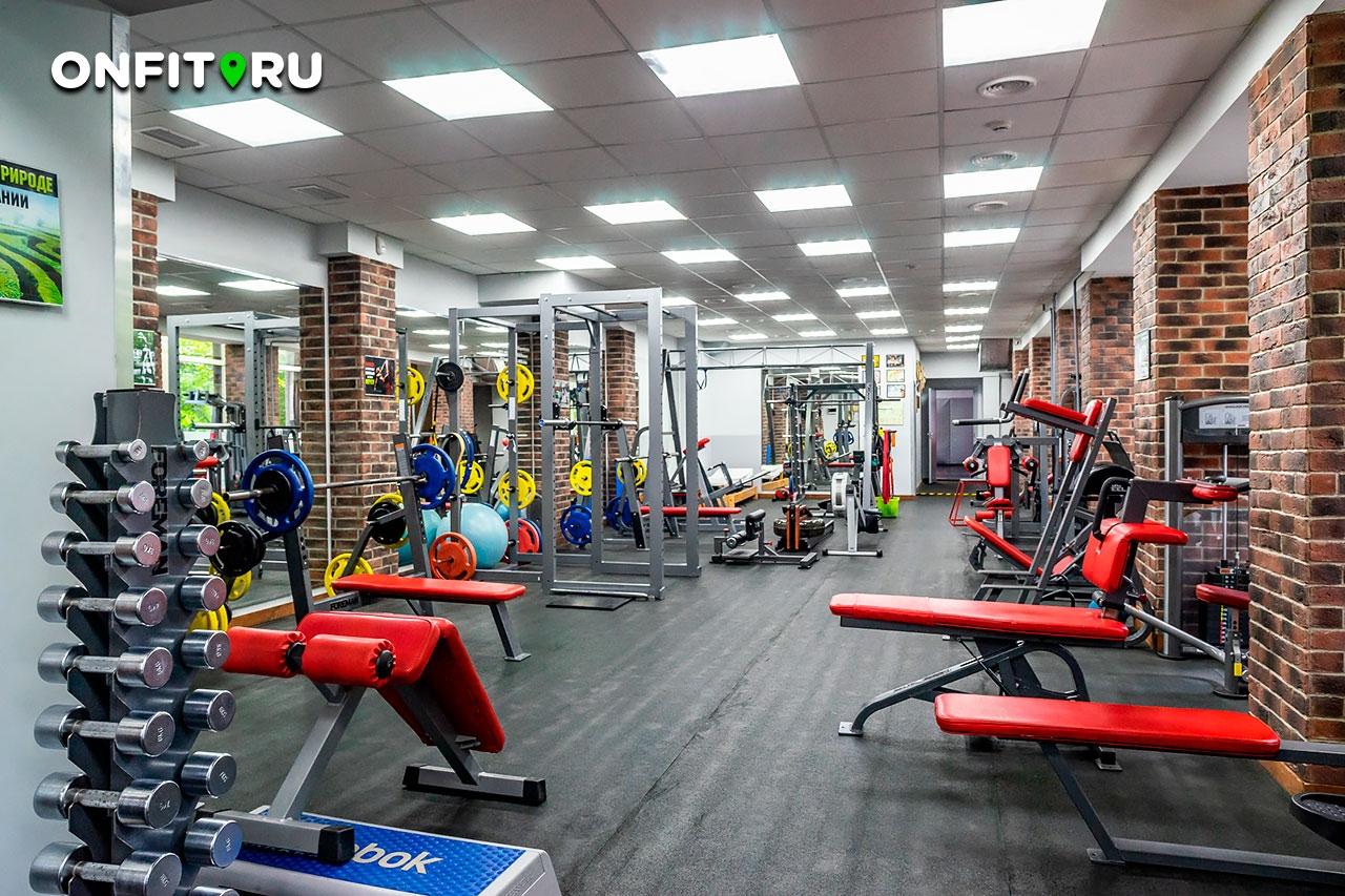 Фитнес клуб в первомайском новая москва спортивные клубы для детей в москве