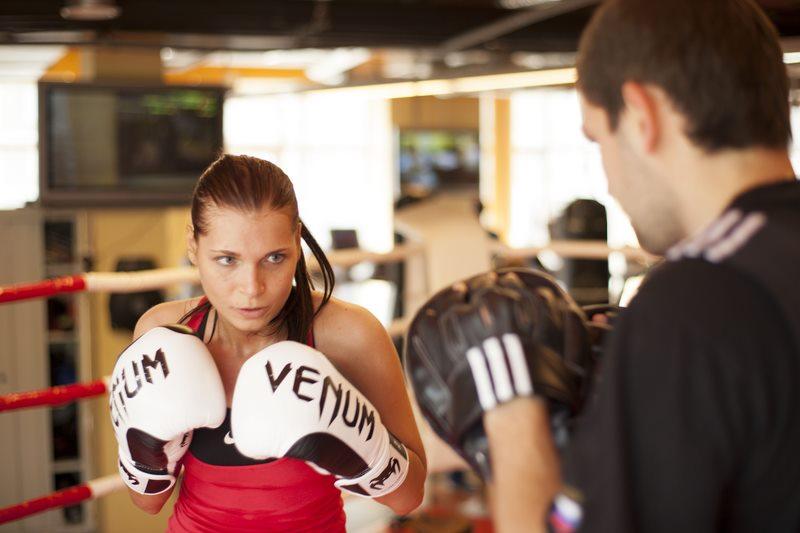 Amateur boxing association for girls — pic 4